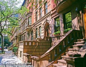 Brooklyn Brownstone new york city